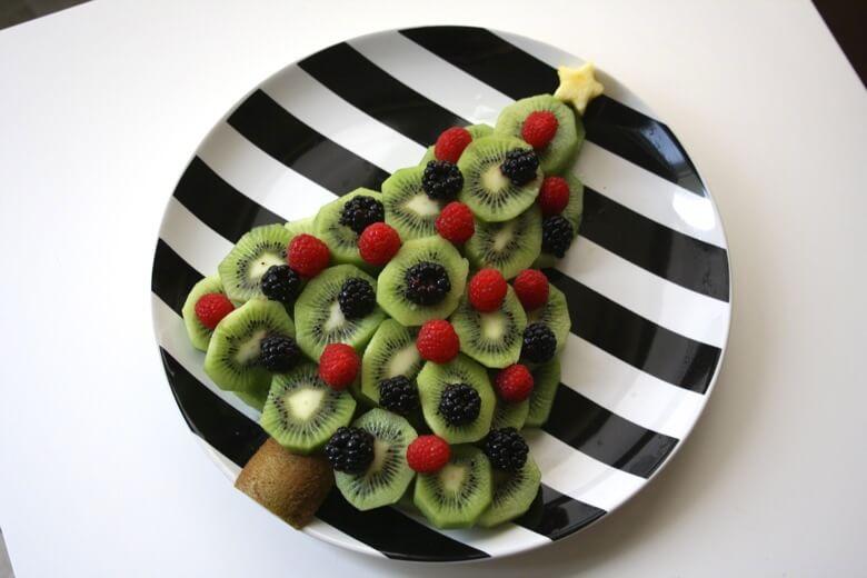 fruit tree snack idea
