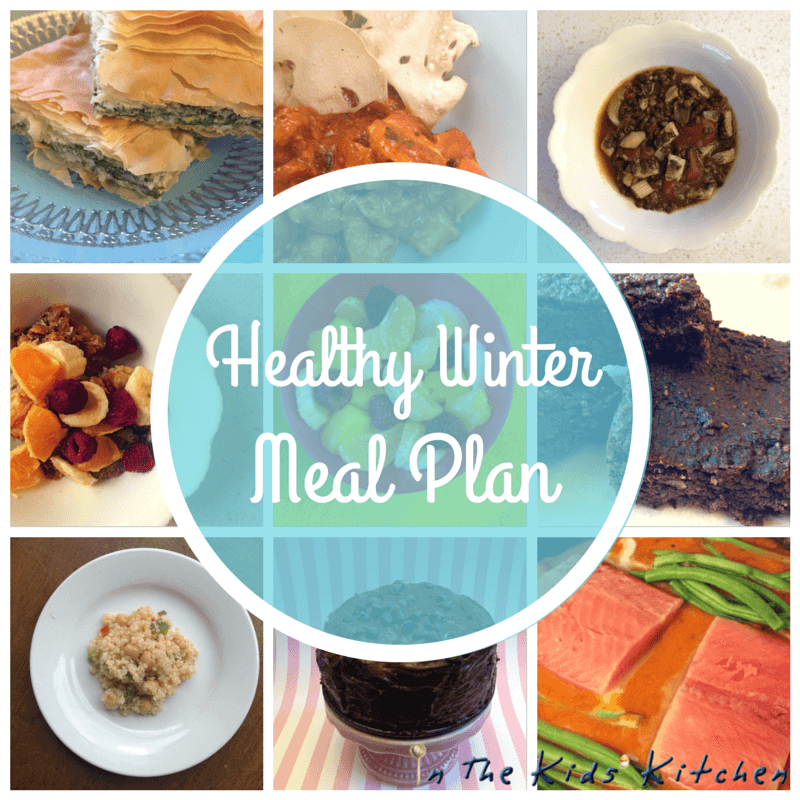 Healthy Winter Meal Plan