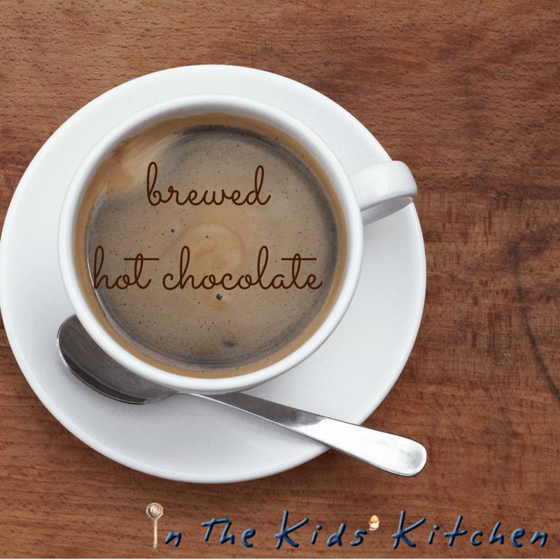 brewed hot chocolate