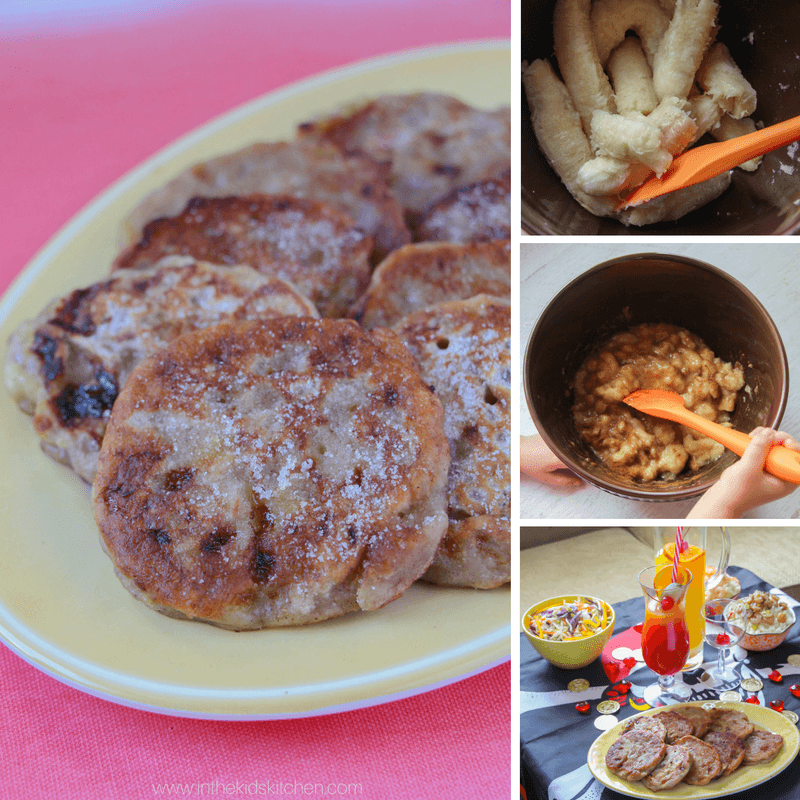 How to make banana fritters, a traditional Jamaican treat kids love