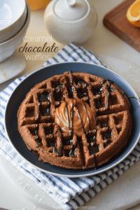 caramel-chocolate-waffle-recipe-1