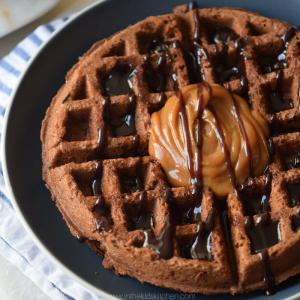 caramel-waffle-recipe