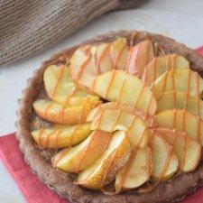 Chocolate Caramel Apple Pie