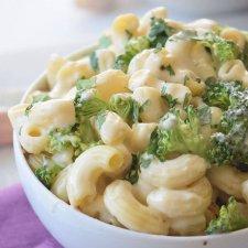 Gluten Free Broccoli Alfredo