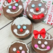 OREO Gingerbread Men Cookies