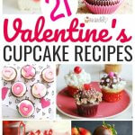 20+ Absolutely Gorgeous Valentine's Day Cupcakes