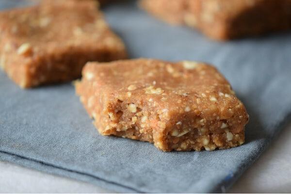 Raw Food Protein Bar Recipe