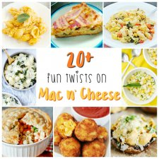 20+ of the MOST Unique Mac & Cheese Recipes