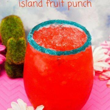 Moana Hawaiian Punch Recipe
