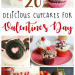 20+ Gorgeous Valentine's Day Cupcakes