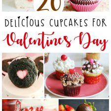 20+ Gorgeous Valentine's Day Cupcakes