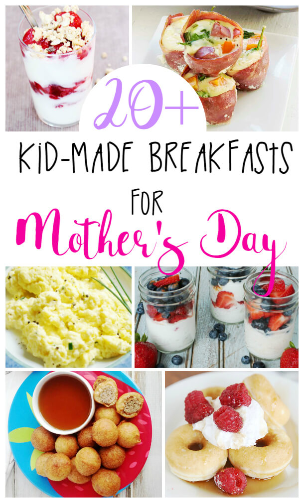 20 Kid Made Breakfast Recipes In The Kids Kitchen