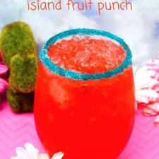 Moana Hawaiian Punch Recipe
