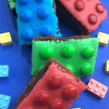 Cute & Easy LEGO Brownies