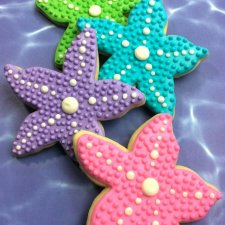 Starfish Cookies Recipe
