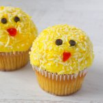 Easter Chick Cupcakes (Cute & Easy!)