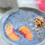 Kid-Friendly Mermaid Smoothie Bowl