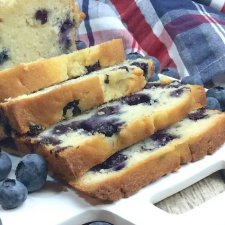 Fresh Blueberry Loaf
