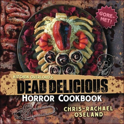 Kitchen Overlord Dead Delicious cookbook