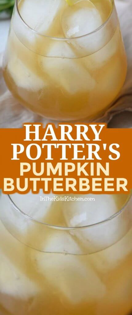 Inspired by the delicious version from the Wizarding World of Harry Potter, you'll love our easy copycat recipe to make Harry Potter's Pumpkin Butterbeer!