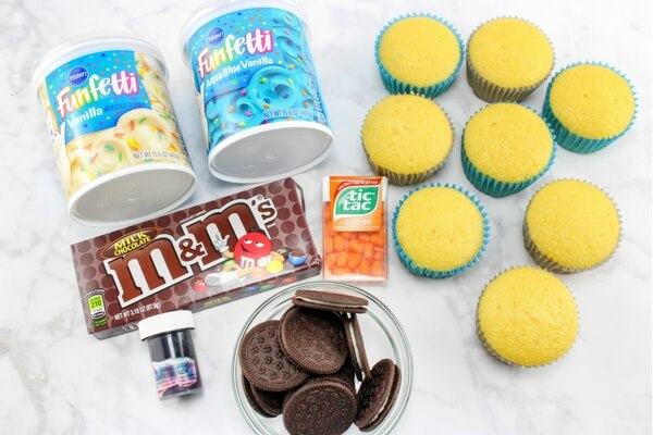 cupcakes ingredients