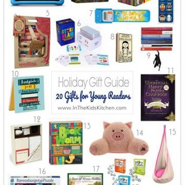 20 Book Lovers Gifts for Young Readers