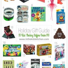 20 Stocking Stuffers for Kids Under $10 (That Don't Look Cheap!)