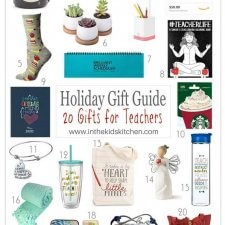 20 Thoughtful Teacher Gift Ideas