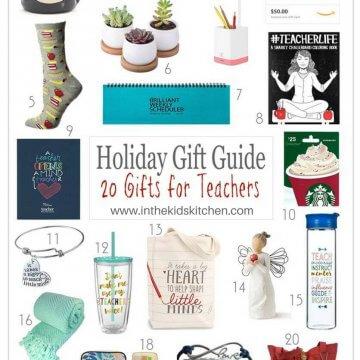 20 Thoughtful Teacher Gift Ideas