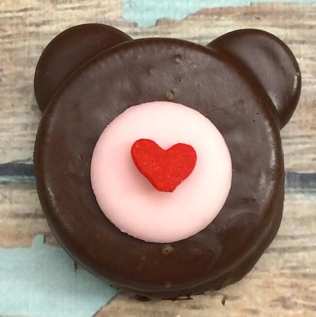 How to make teddy bear Oreos