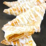 Easy Pumpkin Pie Turnovers