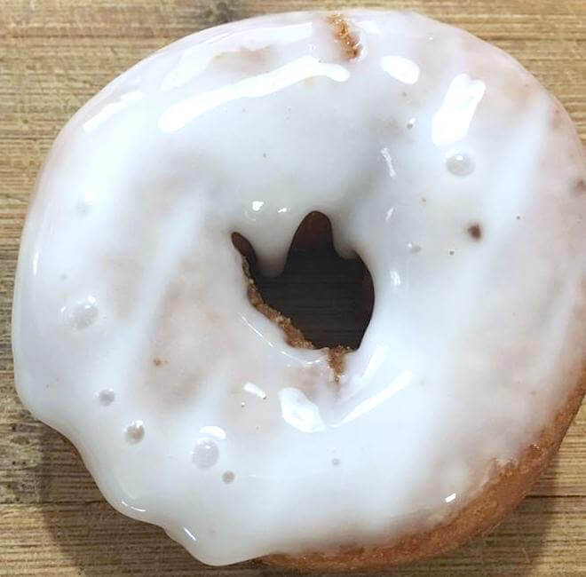 glazed air fryer donuts