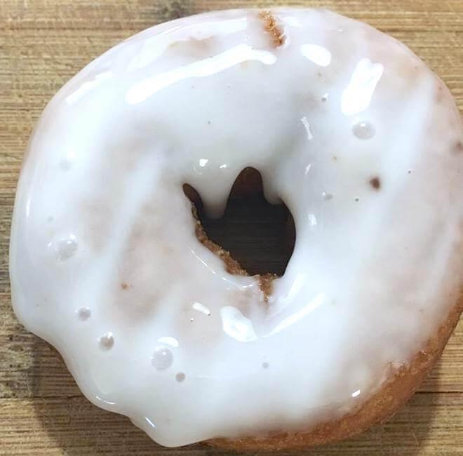 glazed air fryer donuts