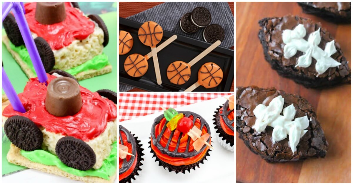 The quickest way to Dad's heart is through his stomach! Click for an awesome collection of 20 super-cute Father's Day Recipes that kids can make!