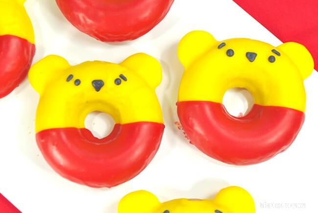 Winnie-the-Pooh Donuts