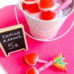 Valentines Day Treats – Cupid's Arrow Pretzels