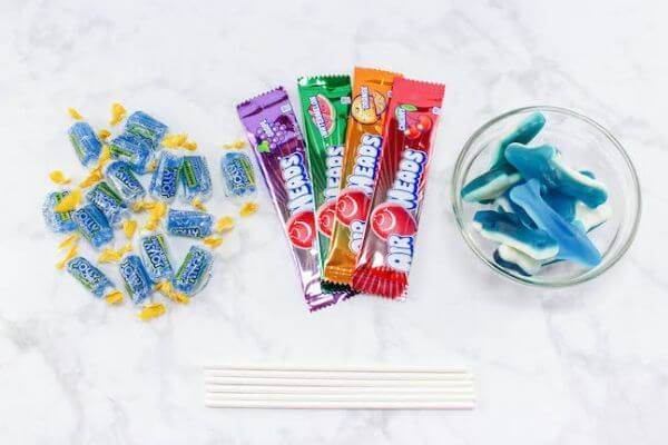 shark lollipop ingredients